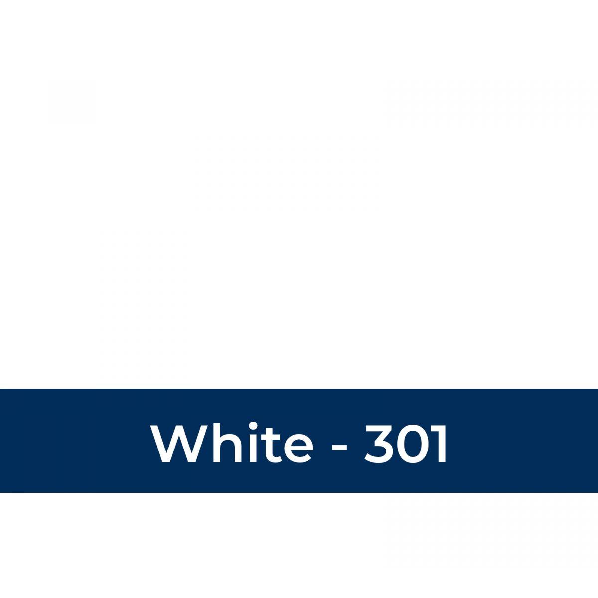 Hotmark Revolution White 301