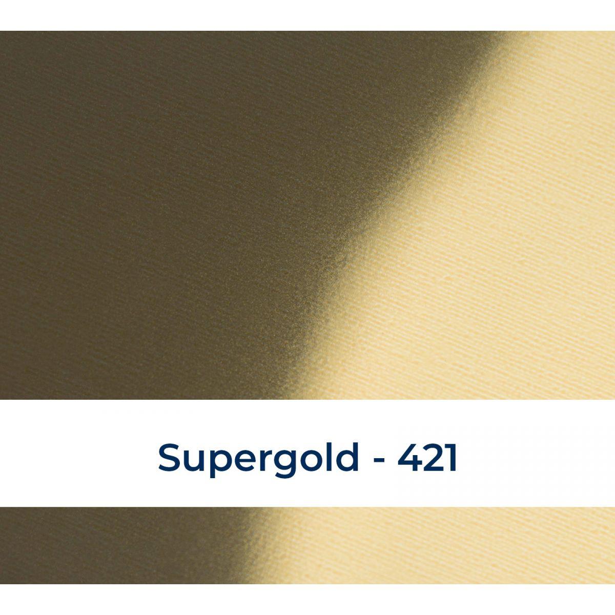 Metallic supergold 421