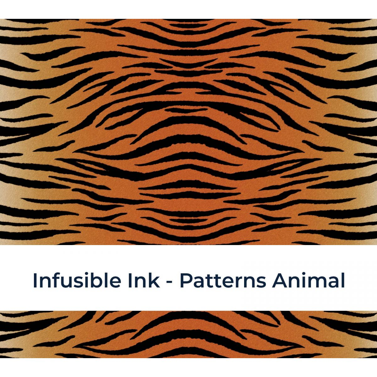 Infusible Inks Patterns Animal