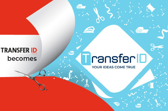 Transfer id becomes ...
